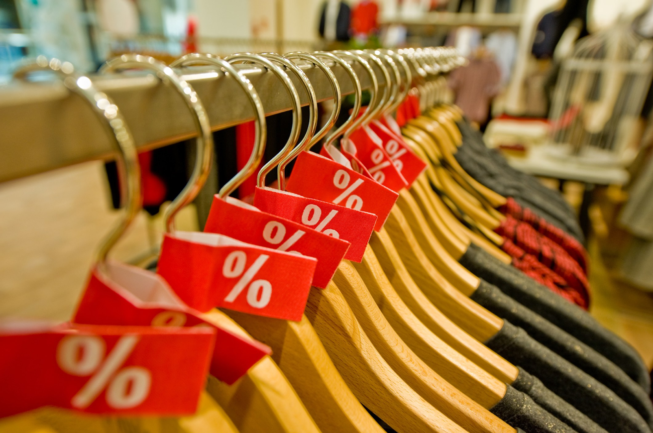 Is the Sale Rack a Bad Thing?