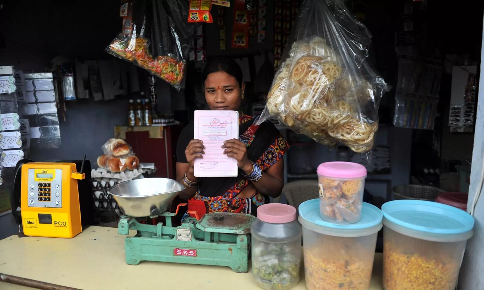 Rethinking Microfinance