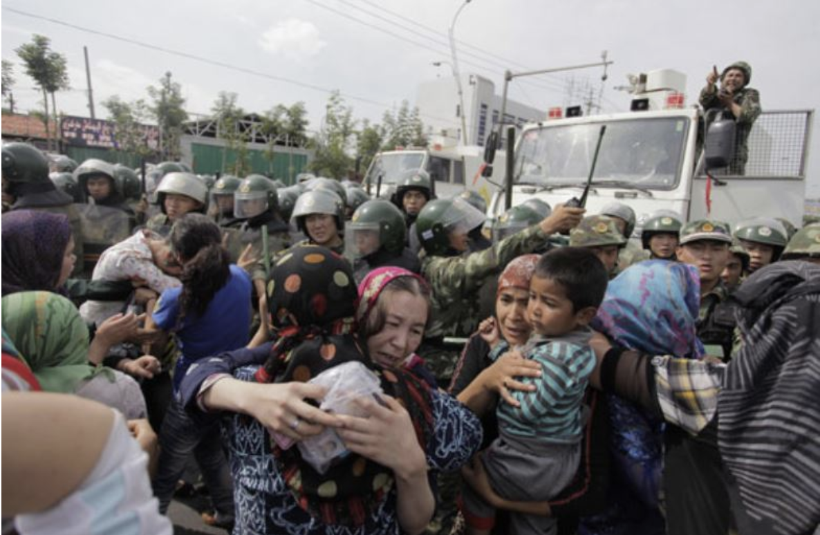 Persecution for Profit: China's Economic Strategy in Xinjiang