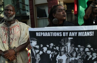 The Economics of Reparations