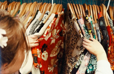 Rise of Thrifting: Solution to Fast Fashion or Stealing from the Poor?