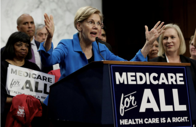 Play-by-Play of Warren-care: Financing the Behemoth