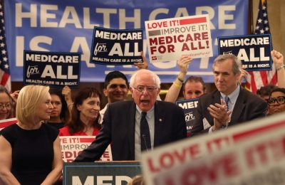 Bernie Sanders' Moral Crusade to Implement Medicare for All