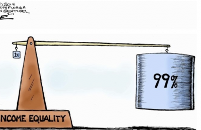 """All Are Created (Not So) Equal:"" Wealth Inequality in America"