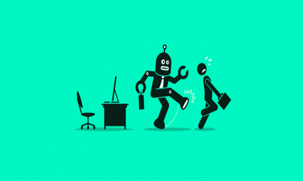 The Future of Employment in the Age of Robots and AI