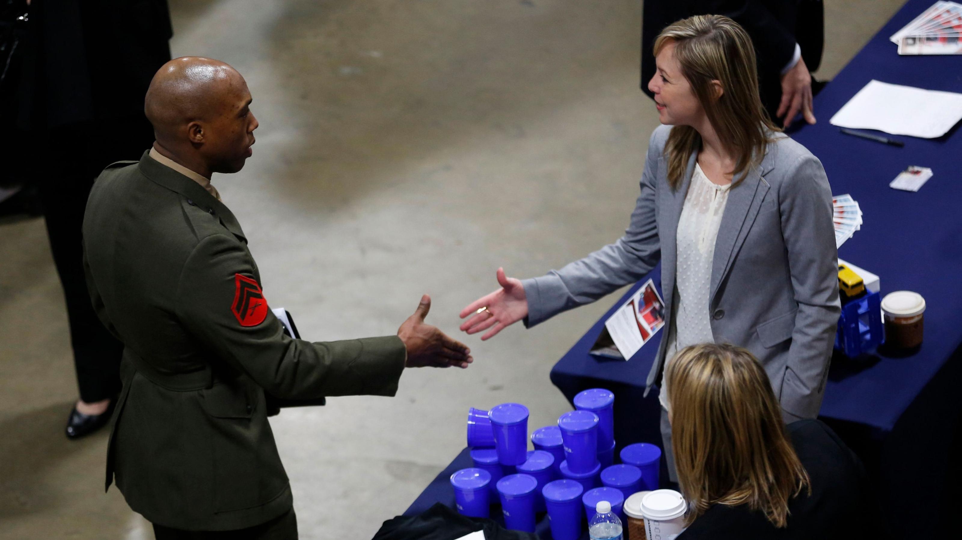 Life after Combat: Veteran Underemployment