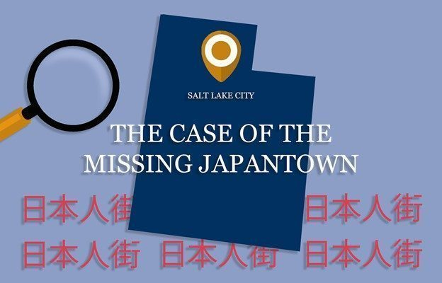 The Case of the Missing Japantown