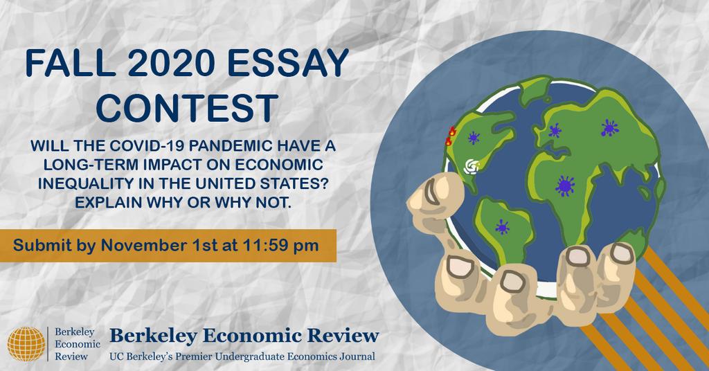 Fall 2020 Essay Contest