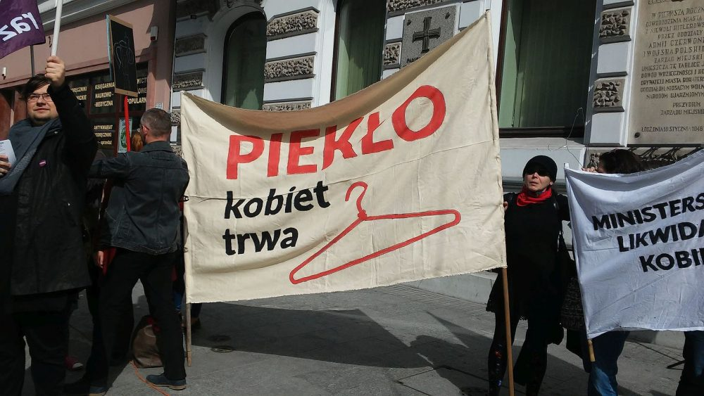 How A Broken US Non-Profit System Facilitated Anti-Abortion Law in Poland