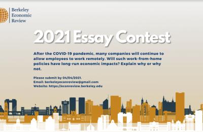 Spring 2021 Undergraduate Essay Contest