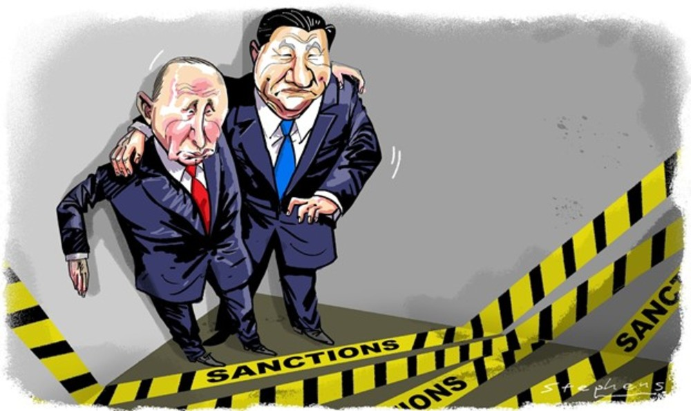 Promoting Democracy Abroad: The Rise of US Economic Sanctions