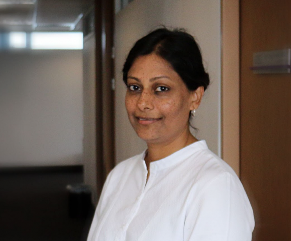 Interview with Sujata Visaria